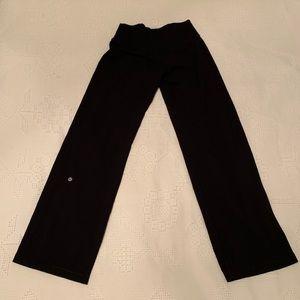 Lululemon Size 4 Yoga Pant